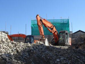 建設業・解体業のイメージ
